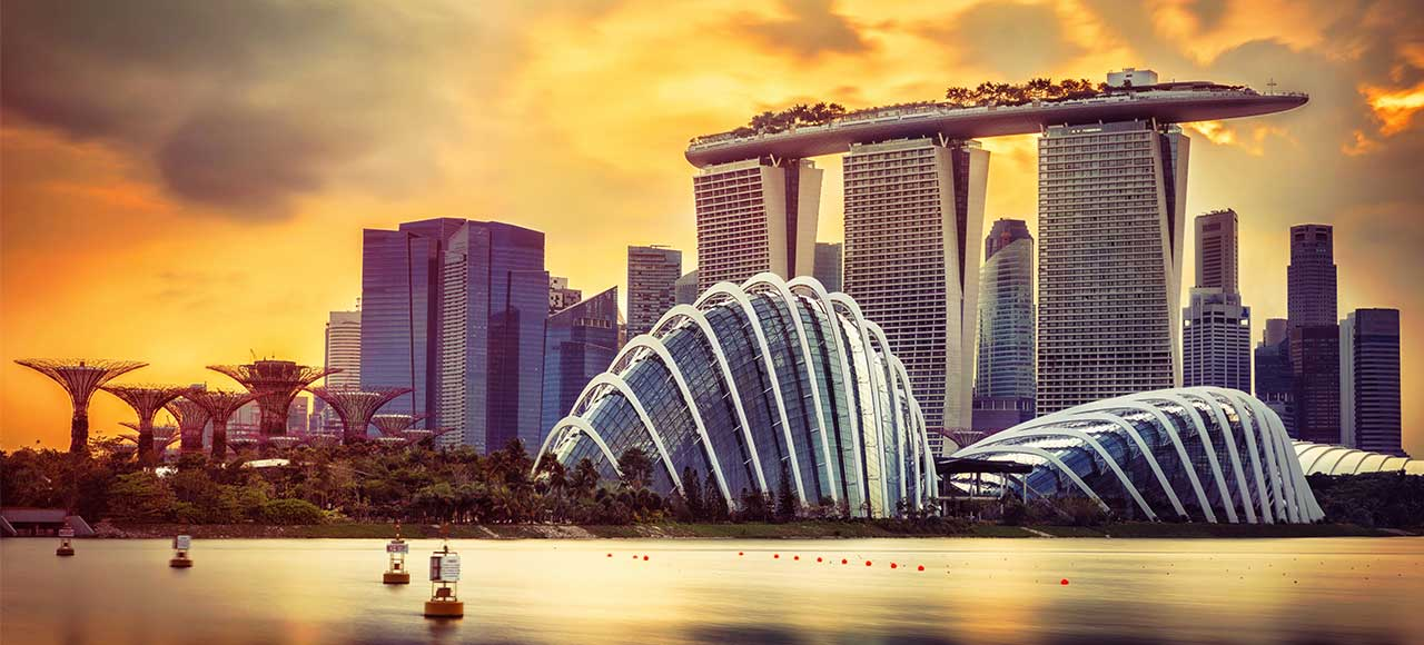 Singapore & Indonesia Package