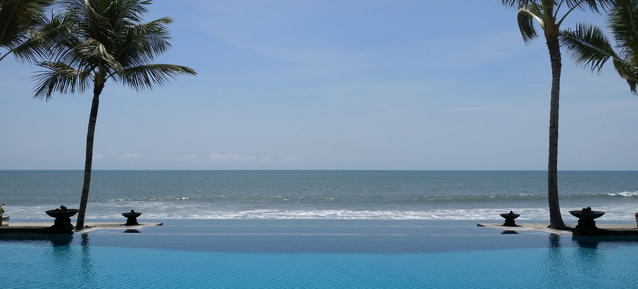 The Legian Hotel Bali & The Lombok Lodge Hotel Lombok